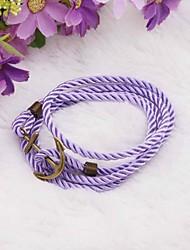 Leder - Lederen armbanden - Armbanden - voor Feest/Dagelijks/Causaal/Sport