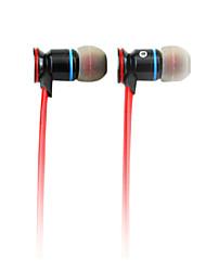 Fones (Ouvido) ( Microfone/MP3/Controle de Volume/Fones de Ouvido )- Com Cabo - Maçã Dentro da Orelha