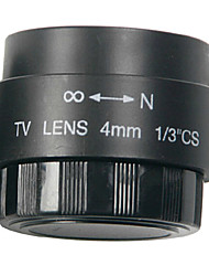 4mm CCTV Surveillance CS Camera Lens