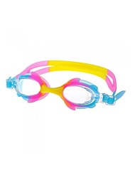 Sinca Kid's Swimming Goggles Anti-fog Plastic S1930F - Colorful