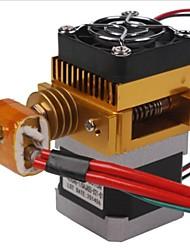 xc3d fabricant MK9 - ⅱ tous extrudeuse métallique avec câble pour imprimante 3d