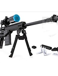 AUSINI  Anti-truth  Assemble  Educational Toys  Sniper ifle-M107