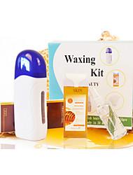хороший эпилятор про ролл-на картридж для удаления волос нагревателя воска воском набор бумаги для удаления волос