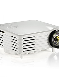 ViviBright® GP7S LCD Mini Projector HVGA (480x320) 120 Lumens LED 4:3/16:9