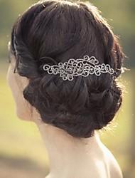 Floral Design Wedding Bride Combs Headpiece