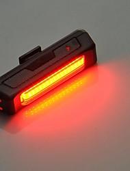 Bike Lights / Front Bike Light / Rear Bike Light LED Cycling Easy Carrying Lumens USB Cycling/Bike