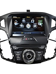 8 Inch Car DVD for Ford Focus 2012 with GPS Navigation   Radio RDS   iPod   USB   Steering Wheel Control