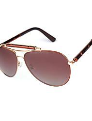 Sunglasses Men / Women / Unisex's Classic / Retro/Vintage / Sports / Aviator / Polarized Flyer Black / Brown / Red / PurpleSunglasses /