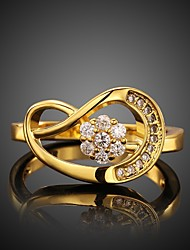 Women's gold Plating Ring