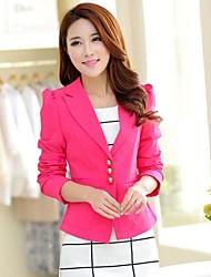 Women's Casual Work  Slim Short Blazer(More Colors)