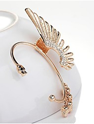 Ear Cuffs Alloy Simulated Diamond Wings / Feather Jewelry Daily Casual Sports 1pc