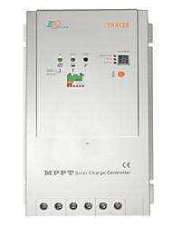 EPSOLAR 40a MPPT 100v controlador de carga solar tracer4210rn 2 anos de garantia y-solar