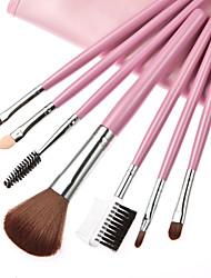 surface lisse maquillage brosse cosmétiques rose m0133