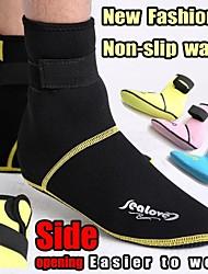 3mm Neoprene Snorkeling Diving Scuba Winter Swim Adult Socks Boots Wet Suit Prevent Scratches Warming Non-slip Shoes