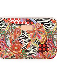 "14.1"" 15.6"" Safflower Leopard Laptop Cover Sleeves Shakeproof Case for MacBook DELL ThinkPad SONY HP SAMSUNG"