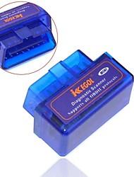 ikkgol de mini elm327 bluetooth obd 2 auto coche obdii scanner par androide de diagnóstico herramienta de análisis