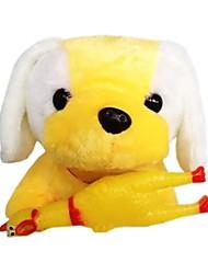 Hundespielzeug Schrei Huhn Stil chewingtoy für Haustiere dogscats (1-teilig, gelegentliche Farbe)