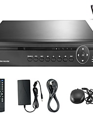 ANNKE 16CH 960H DVR w/ eCloud HDMI 1080P/VGA/BNC Output-Real Time Remote View,QR code scan P2P