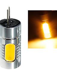 Luces de Doble Pin ding yao G4 1.5 W 1 COB 120 LM Blanco Cálido/Blanco Fresco DC 12 V 1 pieza