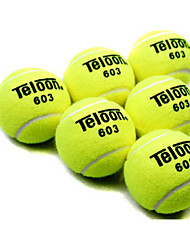 Good Bounce Performance Wear-resisting Six Only  Tennis Balls