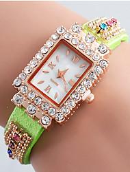 Eternal Fahion Diamonade Metal Bracelet Watch