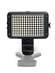 viltrox ll 126vb ajustáveis de brilho LED Luz de Vídeo de notícias luzes destacar vídeo luz de preenchimento