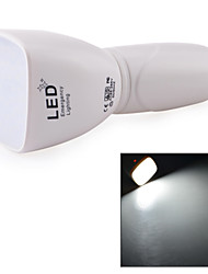 DT-1802 Portable 200LM Emergency LED Bulb and Rechargeable Flashlight with Remote Controller (White)