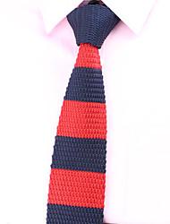 SKTEJOAN®Korean Spell Color Stripe Students Narrow Ties(Width:5CM)