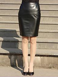 Women's Fashion Patchwork Style Mini Skirts