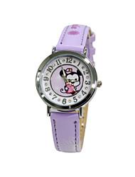 venta caliente famosa marca disney caso de alta calidad de aleación de niños de dibujos animados Wacthes dc-54029