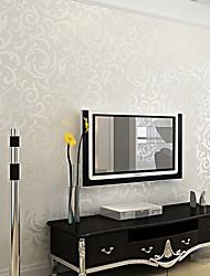arbres de papier peint contemporaines / feuilles de revêtement mural PVC / vinyle mur de l'art