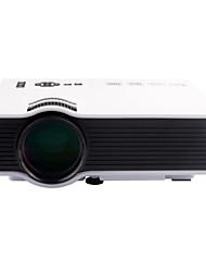 Owlenz® UC40 LCD Heimkino-Projektor WVGA (800x480) 800 Lumens LED 4:3/16:9