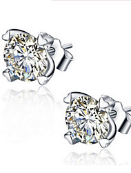 Women's high quality 925 silver plating Earrings