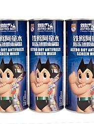 Astro Boy Automotive Screen Washing Liquid for Four Seasons 3 Cans BR8625