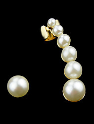 Kayshine  Imitation Latest Design Of Pearl Earrings