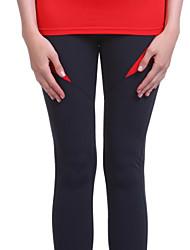 arco-íris folha de bordo novos high-end calças moda calças de ioga nove aptidão das mulheres nove azul cor verde / /