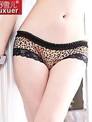 Shuxuer ® Women Cotton/Lace Ultra Sexy Briefs