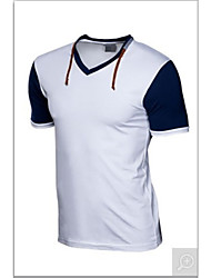 Jason Men's Casual V-Neck Short Sleeve T-Shirts