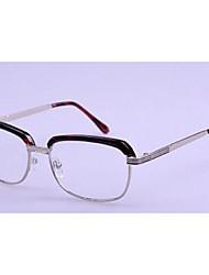 [Free Lenses]  Men/Women/Unisex Browline Full-Rim Reading Glasses