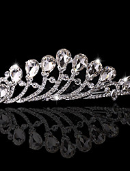 Women Rhinestone Tiaras Wedding Headpiece