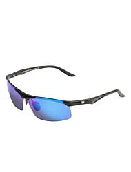 Джимми оранжевые 100% UV прямоугольник спортивные солнцезащитные очки