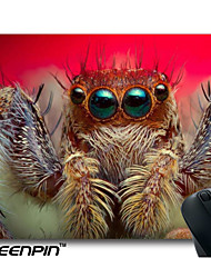 SEENPIN Personalized Mouse Pads Jumping Spider Design