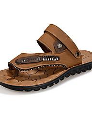 Men's Shoes Casual Sandals Yellow/Khaki