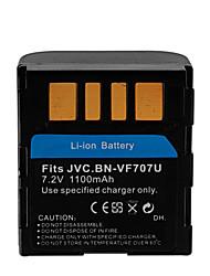 1100mAh Camera Battery Pack for JVC BN-VF707