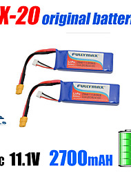 11.V 2700mAh Cheerson CX20 Original Battery,for rc drone battery
