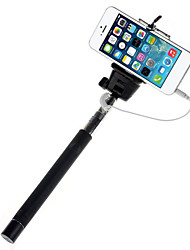 Mowto Z01 Handheld Selfie Rod Monopod for GoPro Hero & Shutter for IOS / Android Cellphones-Black