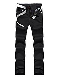 Men's Pant , Cotton Casual/Plus Sizes