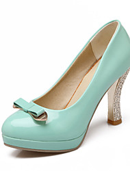 Women's Shoes Chunky Heel Round Toe Pumps Casual Shoes More Colors available