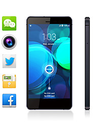"Blackview Omega 5.0 "" Android 4.4 Smartphone 3G (Dual SIM Octa Core 18MP 2GB + 16 GB Negro)"