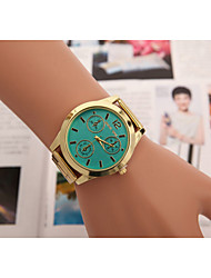 Women's Watches Europe And the United States Hot trend Of Light Steel Watch Business Edition